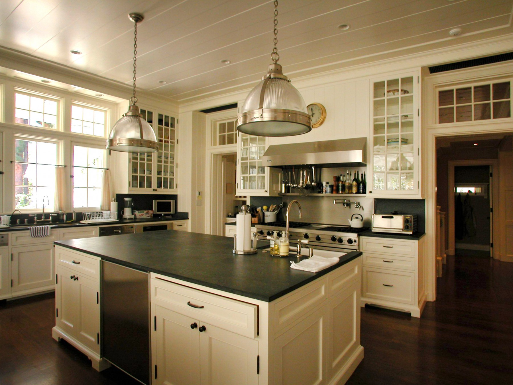 family kitchen designed for entertaining